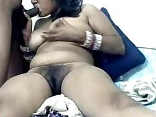 Bhabhi Hardcore Blowjob & Sex With Husband